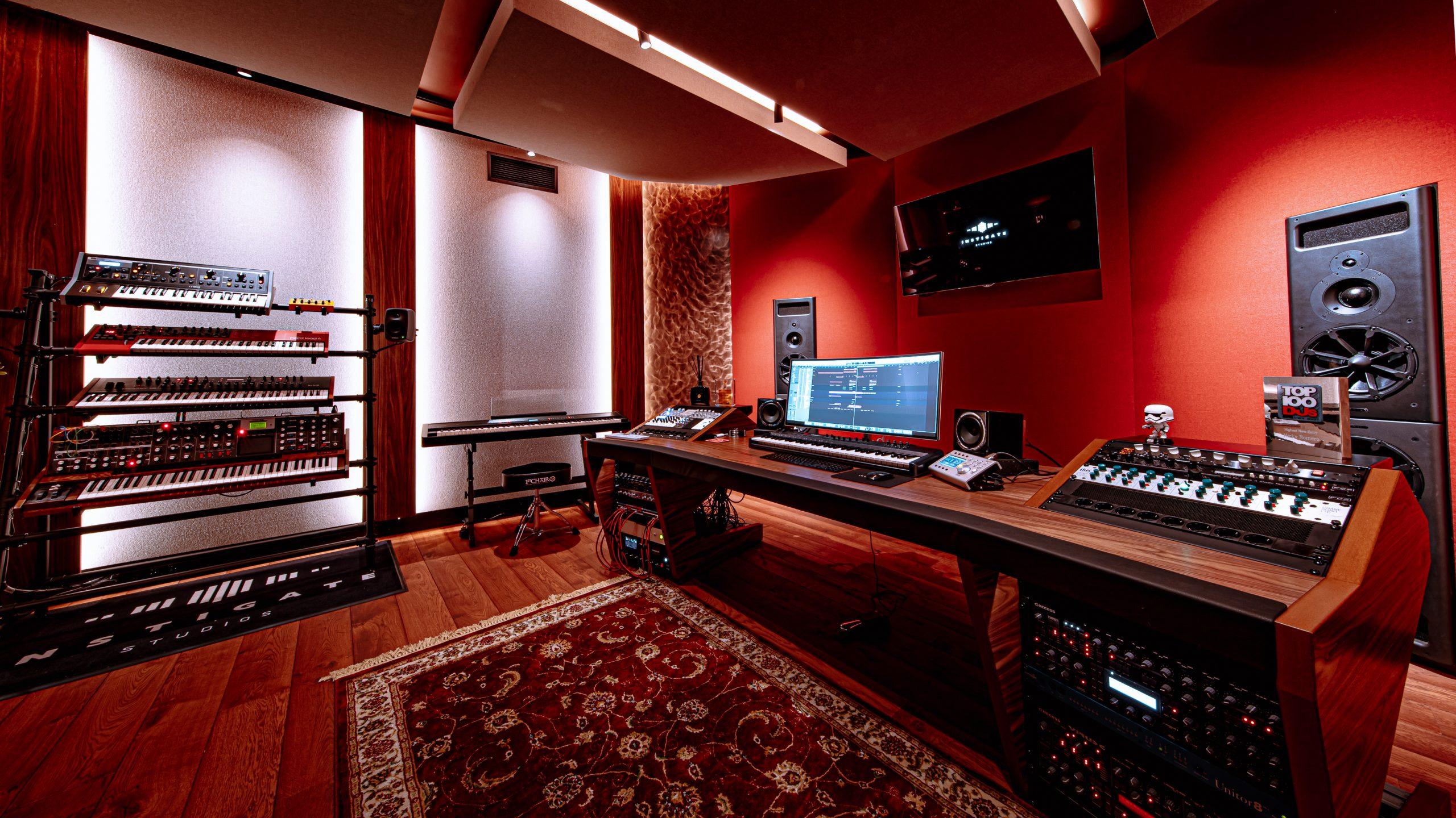 Instigate Studio 1