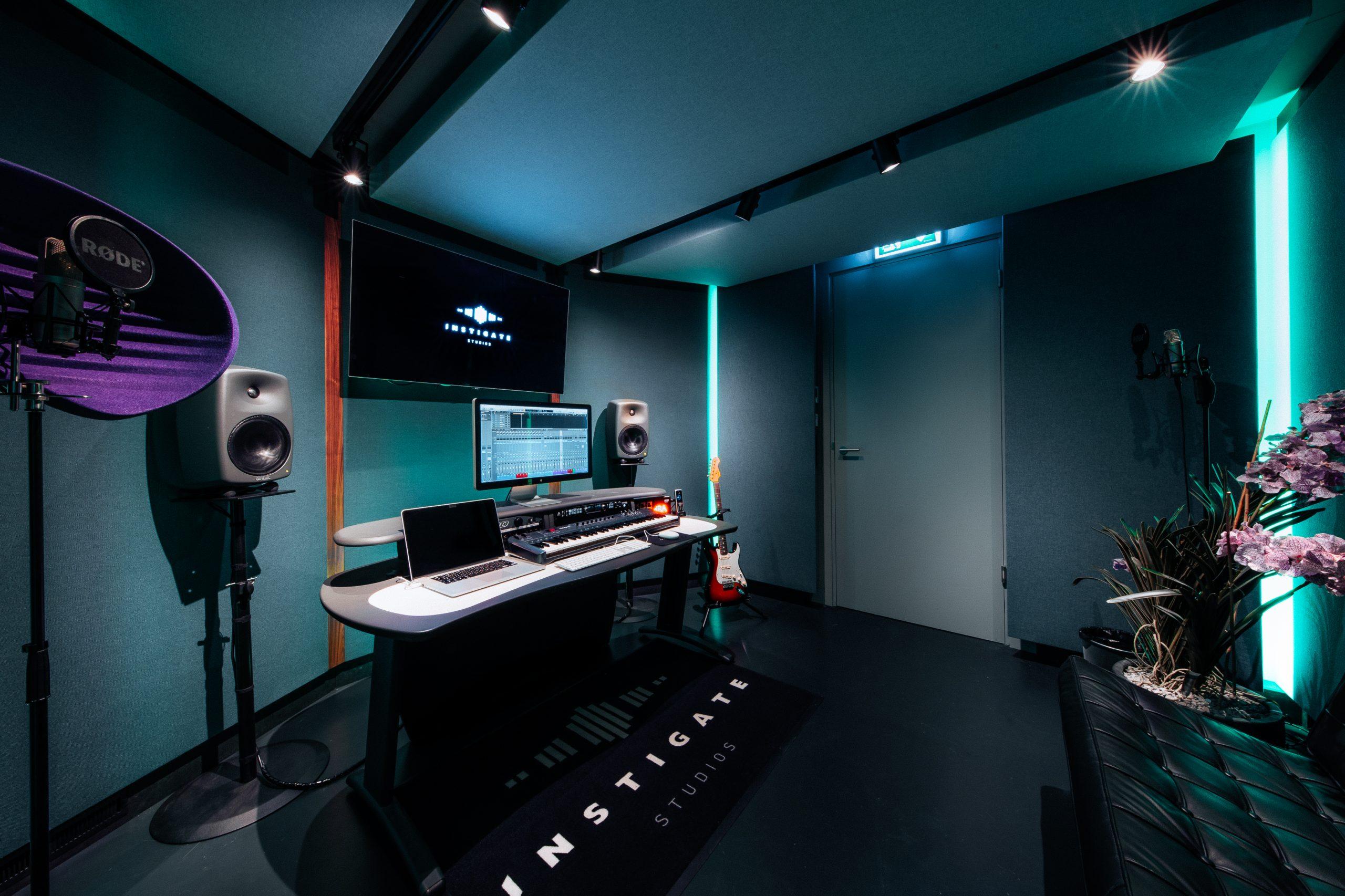 Instigate Studios Writer room 2