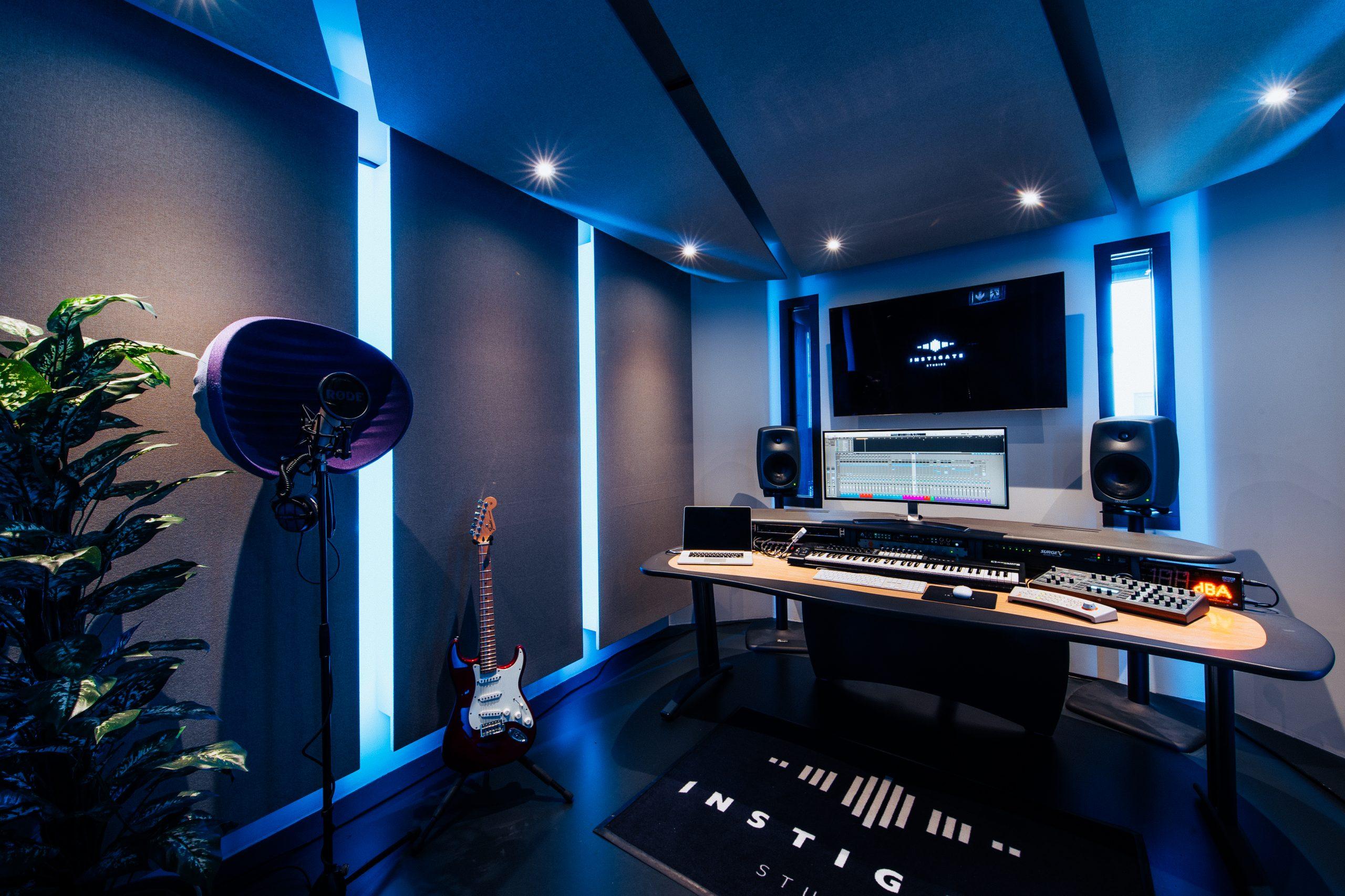 Instigate Studios Writer room 3