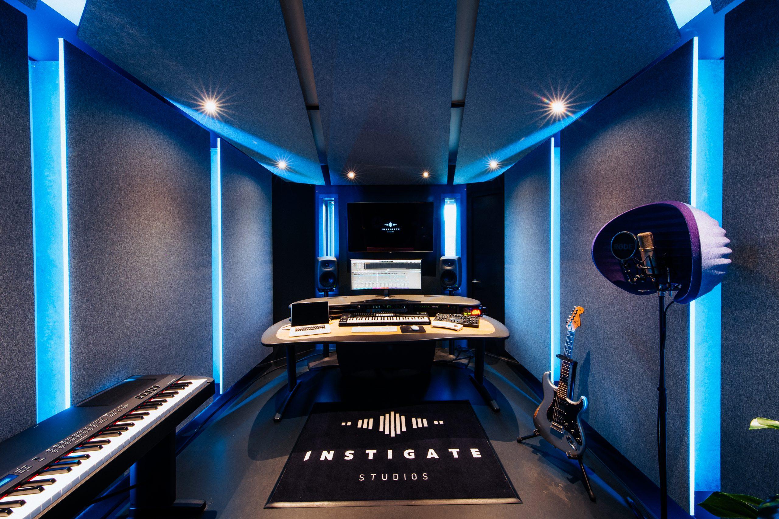 Instigate Studios Writer room 4